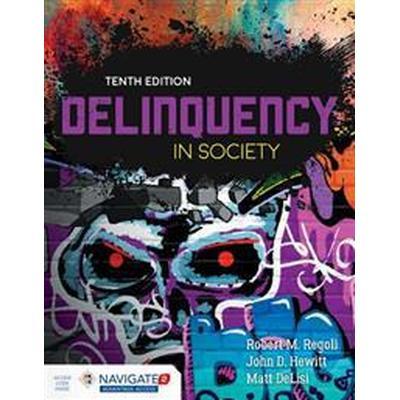Delinquency in Society [With Access Code] (Häftad, 2016)